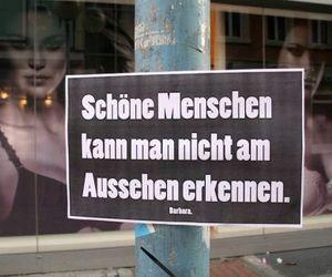 deutsch, true, and sprüche image