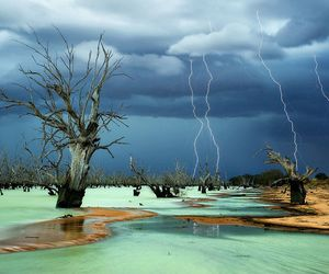 landscape, storms, and wicked image
