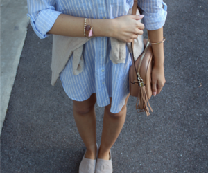 blogger, blue, and chanel image