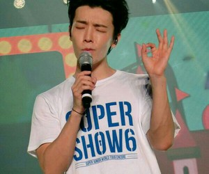 donghae, superjunior, and ss6encore image