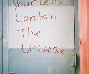 universe, quotes, and cell image