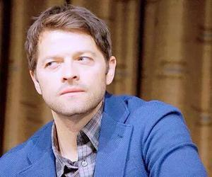 misha collins, actor, and spn image