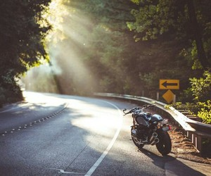 adventure and road image