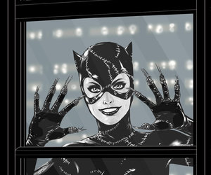 catwoman, selina kyle, and dc comics image