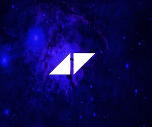 Logo and avicii image