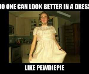 fabulous, funny, and pewdiepie image