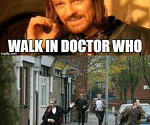 doctor who, quotes, and boromir image