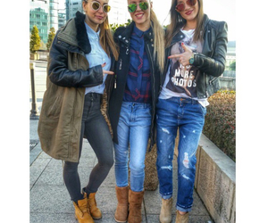 chic, cool, and fashion image