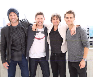 actors, brothers, and Jensen Ackles image
