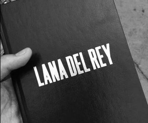 lana del rey, book, and lana image