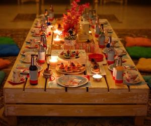arabic, ramadan kareem, and gathering image