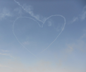 <3, air, and heart image
