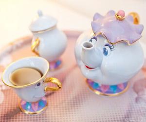 disney and tea image