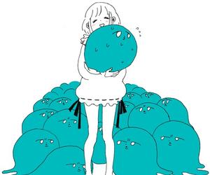 anime, cute, and art image