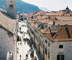 vintage, city, and dubrovnik image