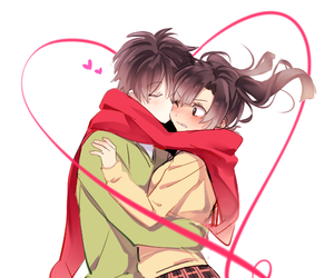 love, mekaku city actors, and anime image