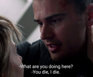 four, quote, and insurgent image