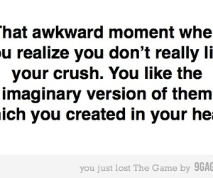 quote and awkward moment image