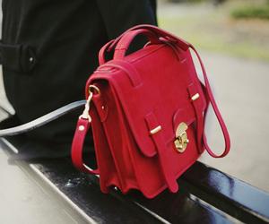 bag, fashion, and trend image