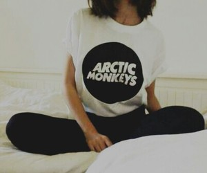 arctic monkeys, grunge, and pale image