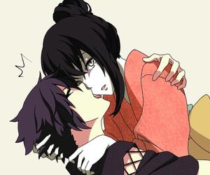anime elmo couple image