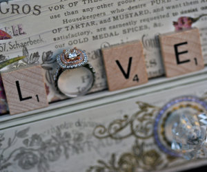 rings, wedding, and wedding rings image