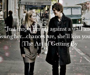 couple, the art of getting by, and cute image