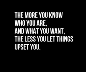 upset, who you are, and love image
