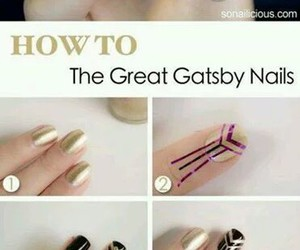 creative, gatsby, and diy image