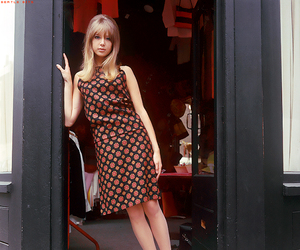 pattie boyd and model image
