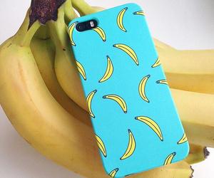 banana, love, and case image