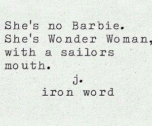quotes, text, and wonder woman image