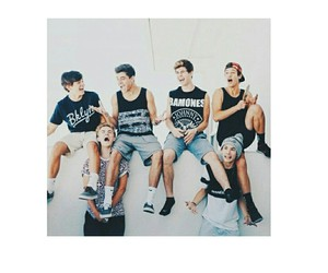 babe, cam, and nash grier image