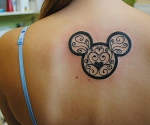 disney, mouse, and mickey image