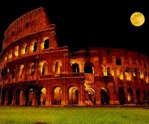 roma, rome, and italy image