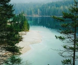 explore, lake, and nature image