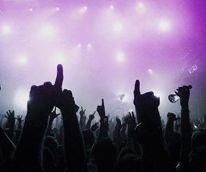 concert, hands, and header image