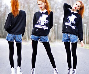 awesome, lookbook, and clothes image