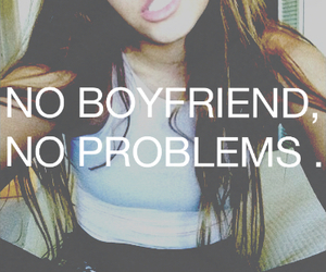 girl, girlfriend, and problem image