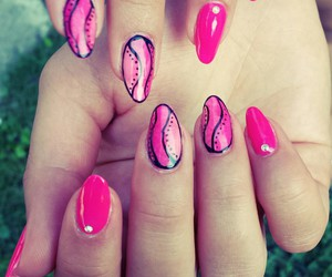 nail art, nails, and new image