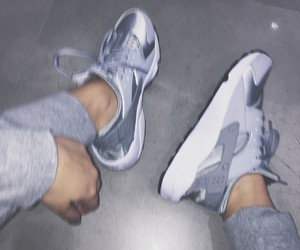 fashion, pale, and sneakers image