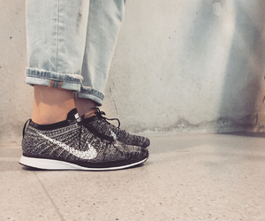 nike, sneakers, and flyknit image