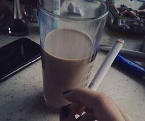 chill, gossip, and cigarette image