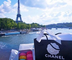 chanel, paris, and france image