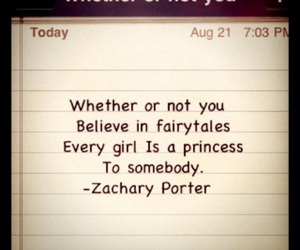 quote, quotes, and zachary porter image