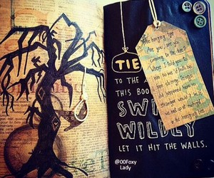 wreck this journal and the hanging tree image