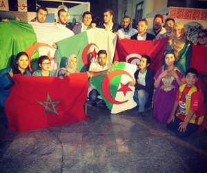 tunisia, morocco, and Algeria image