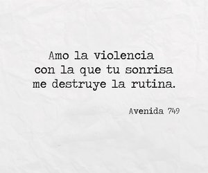 avenida 749, frases, and quotes image