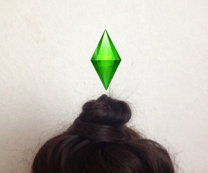grunge, pale, and sims image