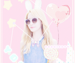 asia, asian girl, and bunny image